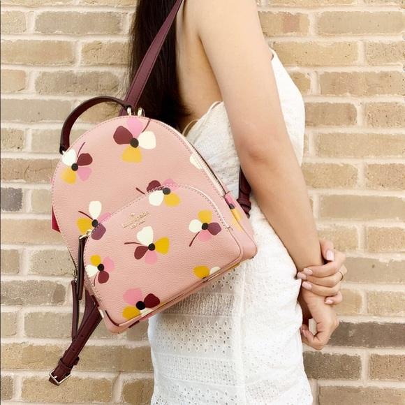 ‼️SALE‼️Gaby'sBags👜💕-Kate Spade Flower Backpack